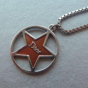Dior Star Necklace